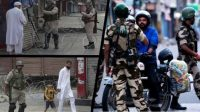 Kashmir curfew enters 91st day