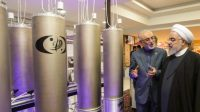 Iran has announced Tenfold rise in uranium production