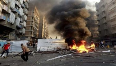 Baghdad protests kills two more