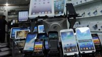 Mobile phones commercial imports shoot up by 110%
