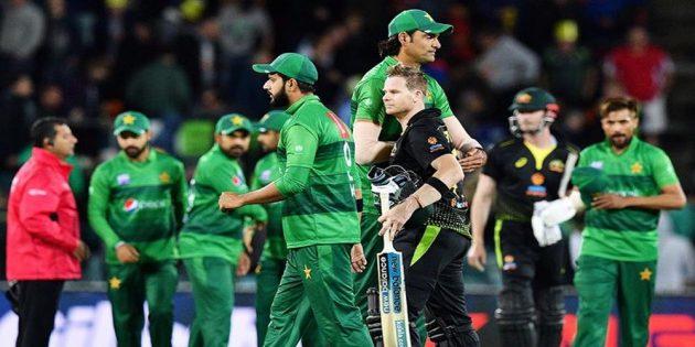 Pak vs Australia third T20