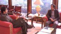 PM meets Khusro Bakhtiar