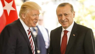 Trump Erdogan meeting