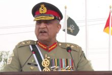 COAS visits Armoured Corps Centre in Nowshera