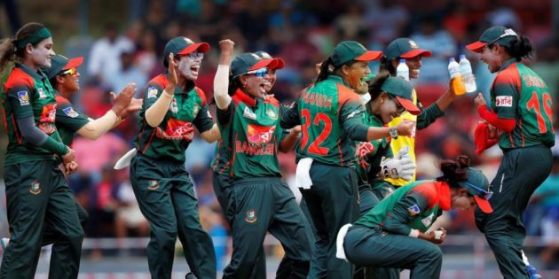 Bangladesh secured victory