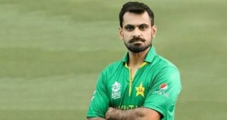 No affiliation with any political party says Mohammad Hafeez