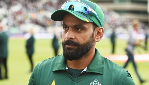 FBR issues show cause notice to Muhammad Hafeez