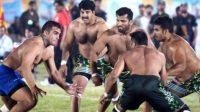 Pakistan to host another international sports fiesta.