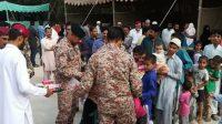 Sindh Rangers organizes Free Medical Camp in Ghotki