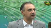 Federal Minister for Energy, Omar Ayub