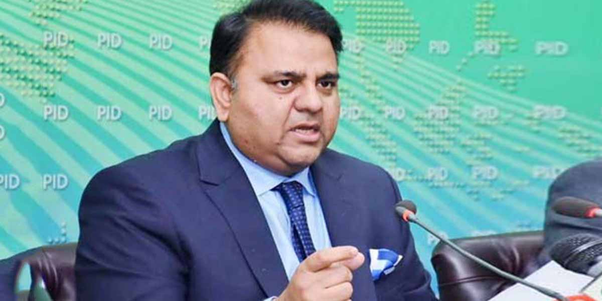 Pakistan Is Not India, No Fascist Ideology Can Rule Here: Fawad Chaudhry